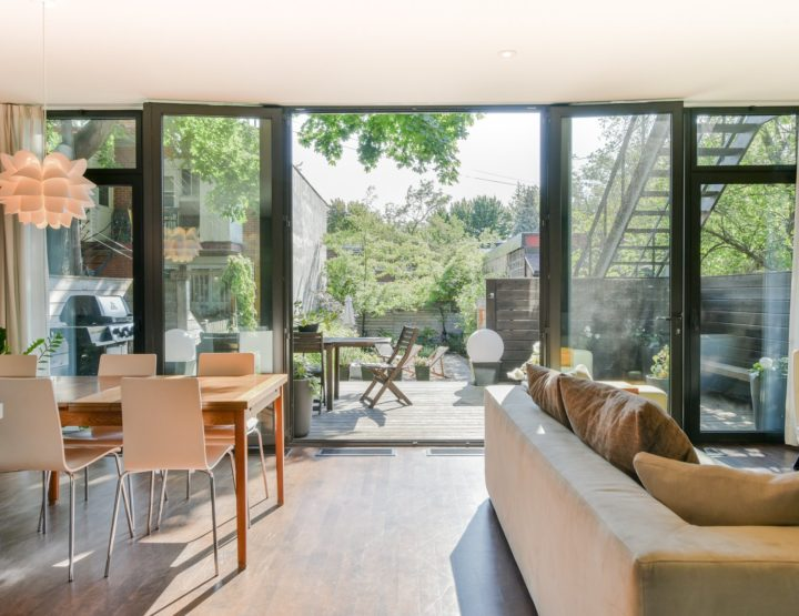 Magnificent and Breezy 1M$ Condo with Contemporary Lines