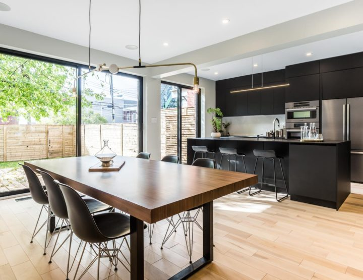 House of the Week: Cottage Craze Near Parc Molson in Rosemont, Montréal