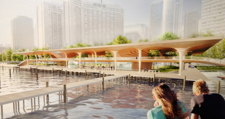 5 Brilliant Proposals for Toronto's New Ferry Terminal - Azure Magazine