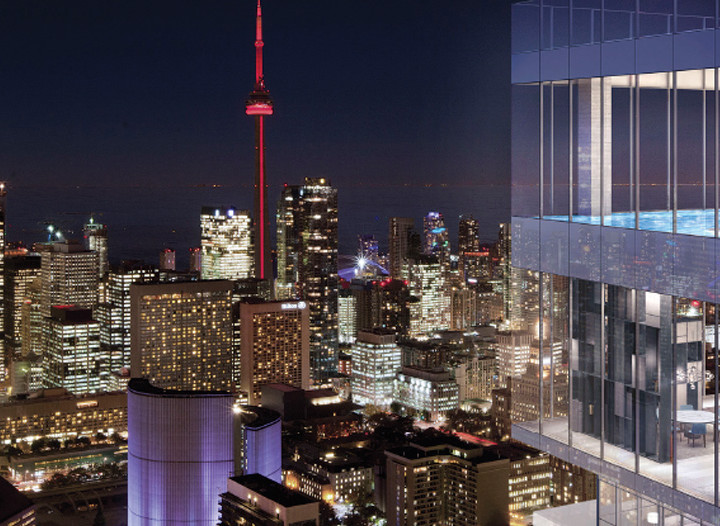 5 New Thrilling Condo Projects Rising in Toronto