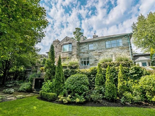 Former PM Brian Mulroney's Westmount home sells for $6 million - Via Montreal Gazette