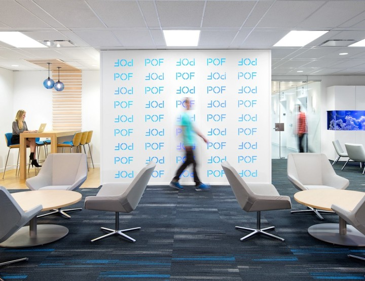 Take a Tour of PlentyOfFish's Fresh Vancouver Headquarters - Via Officelovin