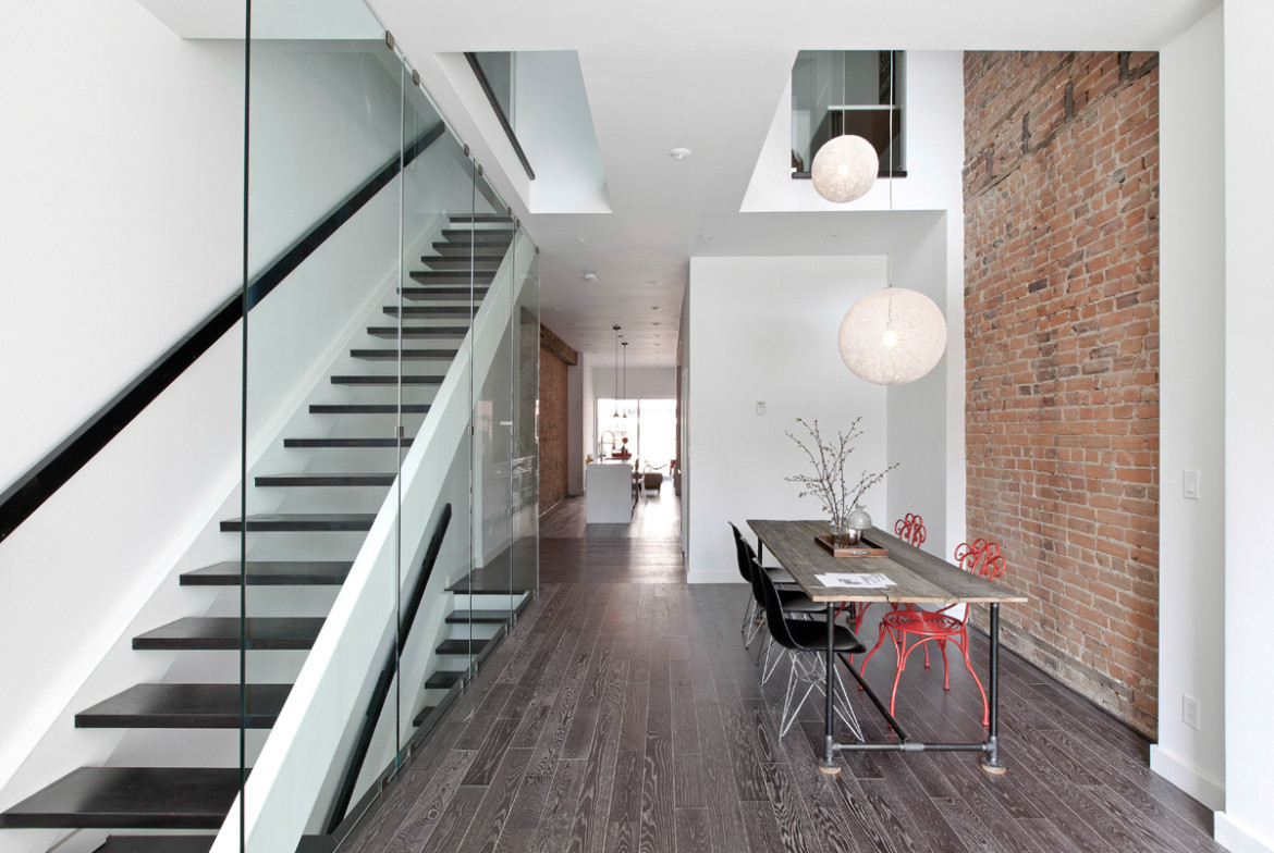 Lady Peels House In Toronto A Modern Renovation Transforms Interior
