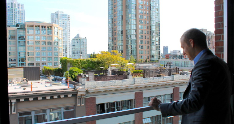 This Homer Street Penthouse is One of the Biggest Converted Industrial Loft in Vancouver