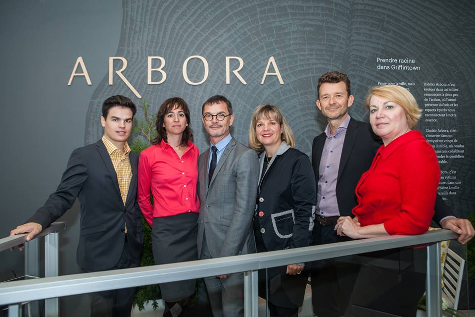 Arbora Team Griffintown