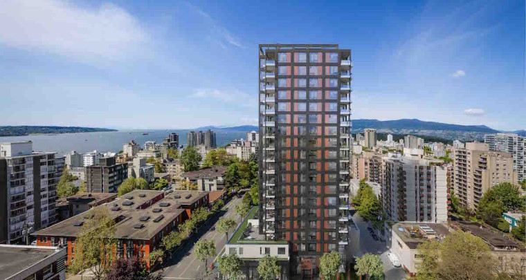 Developer Intracorp Canada Partners With Inform Interiors to Create The Jervis in West End