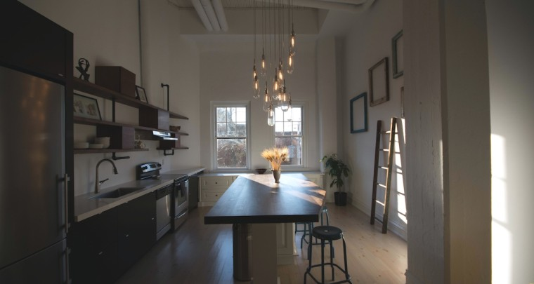 Renovated Loft in the Heart of Trinity Bellwoods Artistic Community With Woodworks by Brothers Dressler
