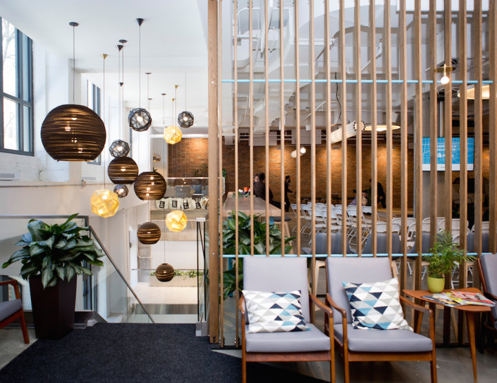 Shopify Montreal Moves Into Massive New Offices in The Aimia Tower