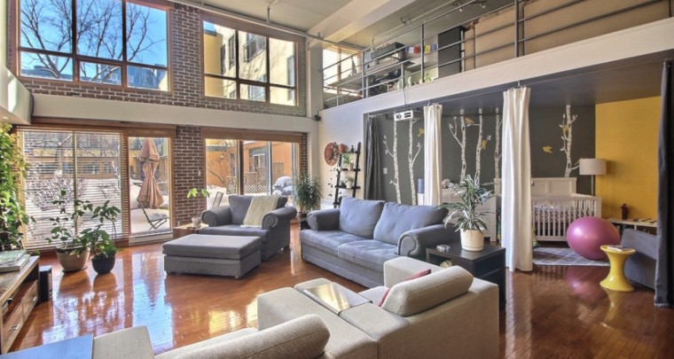 Fresh Listing: Loft Located in Quebec City's Creative Epicenter