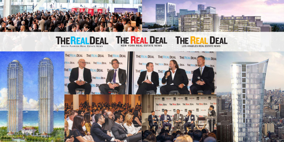 The Real Deal Brings First Toronto Real Estate Showcase & Forum on