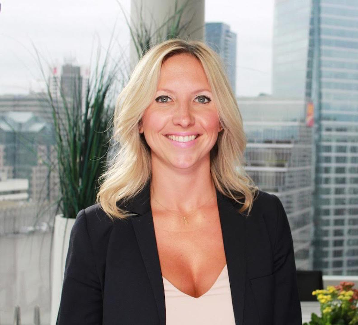 Chantal Vignola, top Vancouver Residential Broker