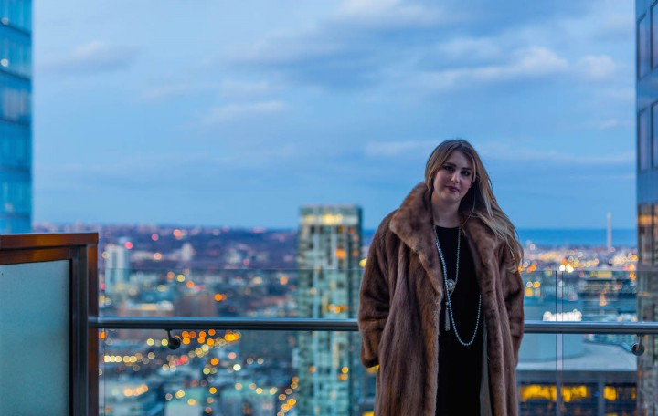 Meeting on Top with Luxury Broker Caitlin Weaver at Trump Residences in Toronto
