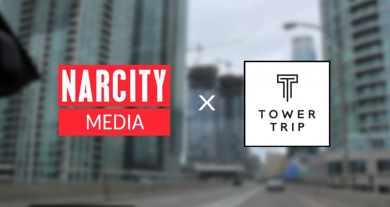 TOWER TRIP Magazine and Narcity Media Join Forces to Provide National Campaigns to Agencies and Brands