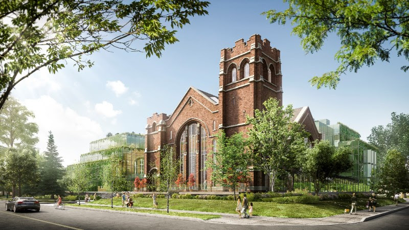 High Park Church Conversion