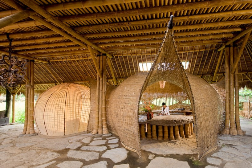 Innovative And Eco Friendly Architecture Collective Ibuku