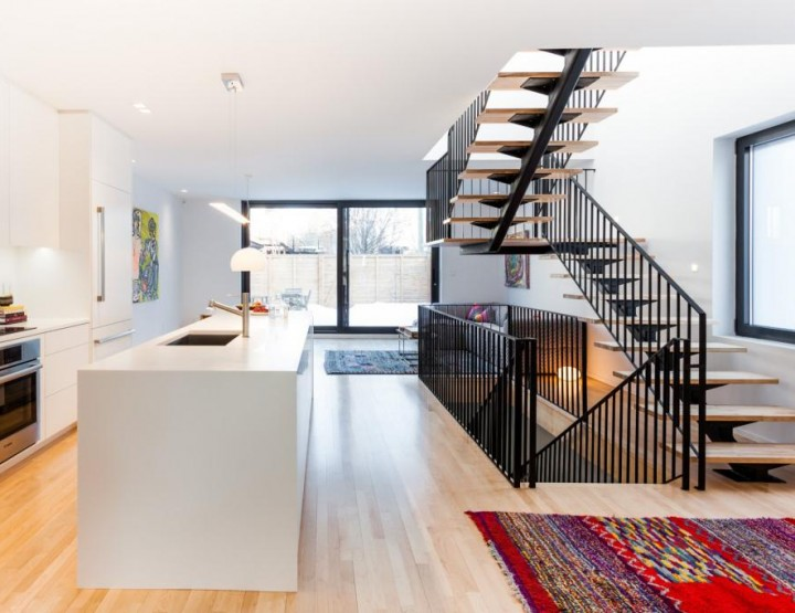 Fresh Listing : An Environment-Conscious Cottage on The Plateau-Mont-Royal