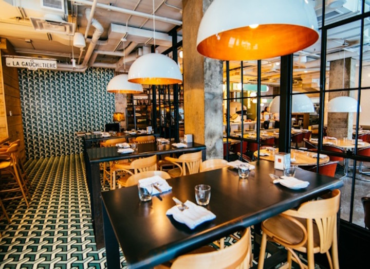 Restaurant FIORELLINO: Flower Power in Montreal's International Quarter