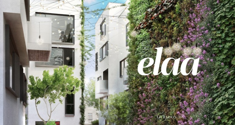 ELÄÄ by KnightsBridge Brings a Scandinavian Green Touch to Verdun