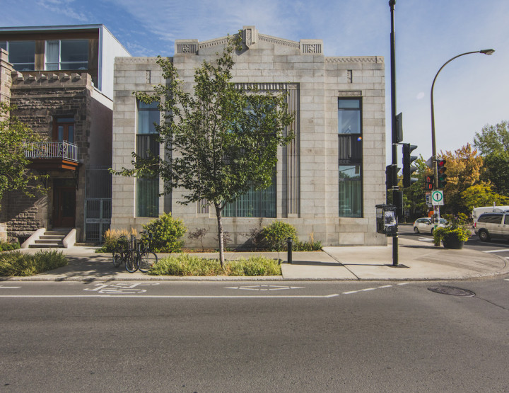 What Would You Make of This Former Art Deco Bank in Montreal?