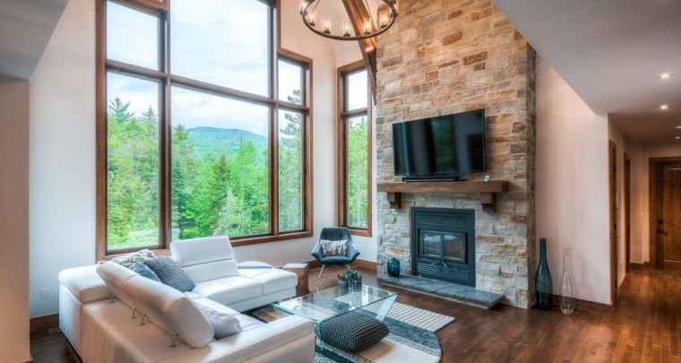4 Cozy Tremblant Chalets To Envy During Ski Season