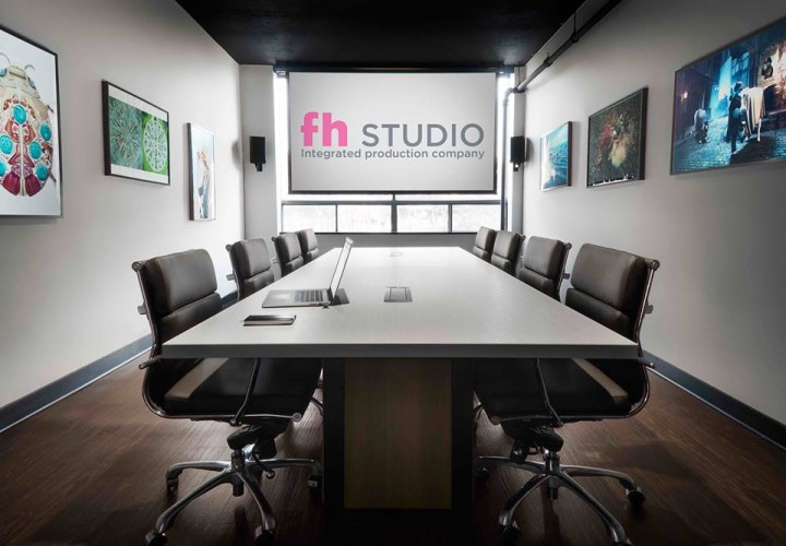 Office Alert: FH Studio Workspace Is Available For Sublet As Production Company Expands