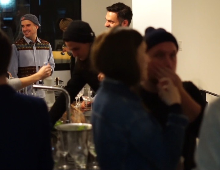 An Intimate Tasting of the New White Keys Vodka Created in Rosemont