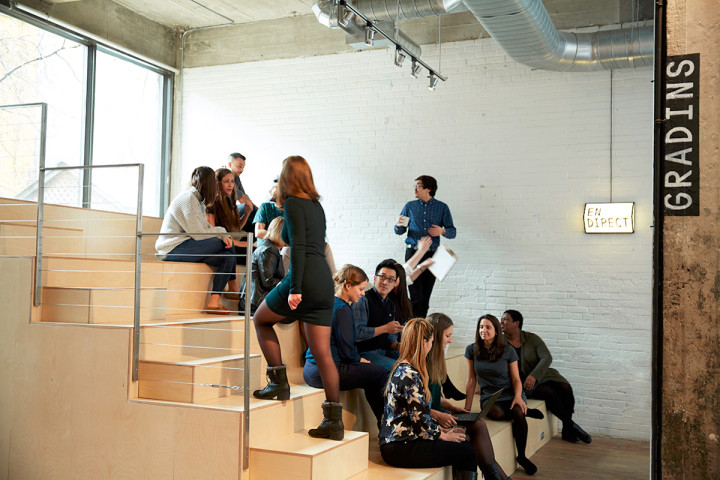 Infopresse Unveils New Campus Space For Master Classes and Trainings