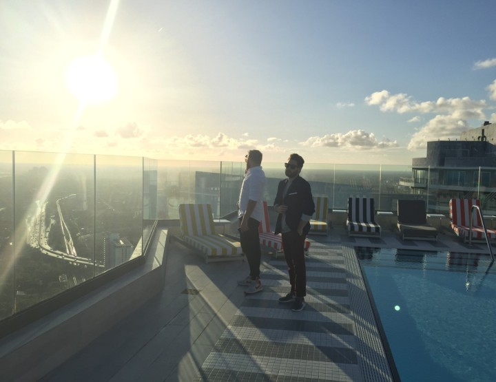When You Thought You Had Seen it All : SLS Brickell Hotel & Residences by Philippe Starck