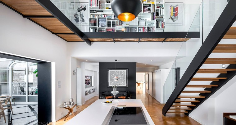 Inside the Most Beautiful Habitat 67 Unit That Just Hit the Market