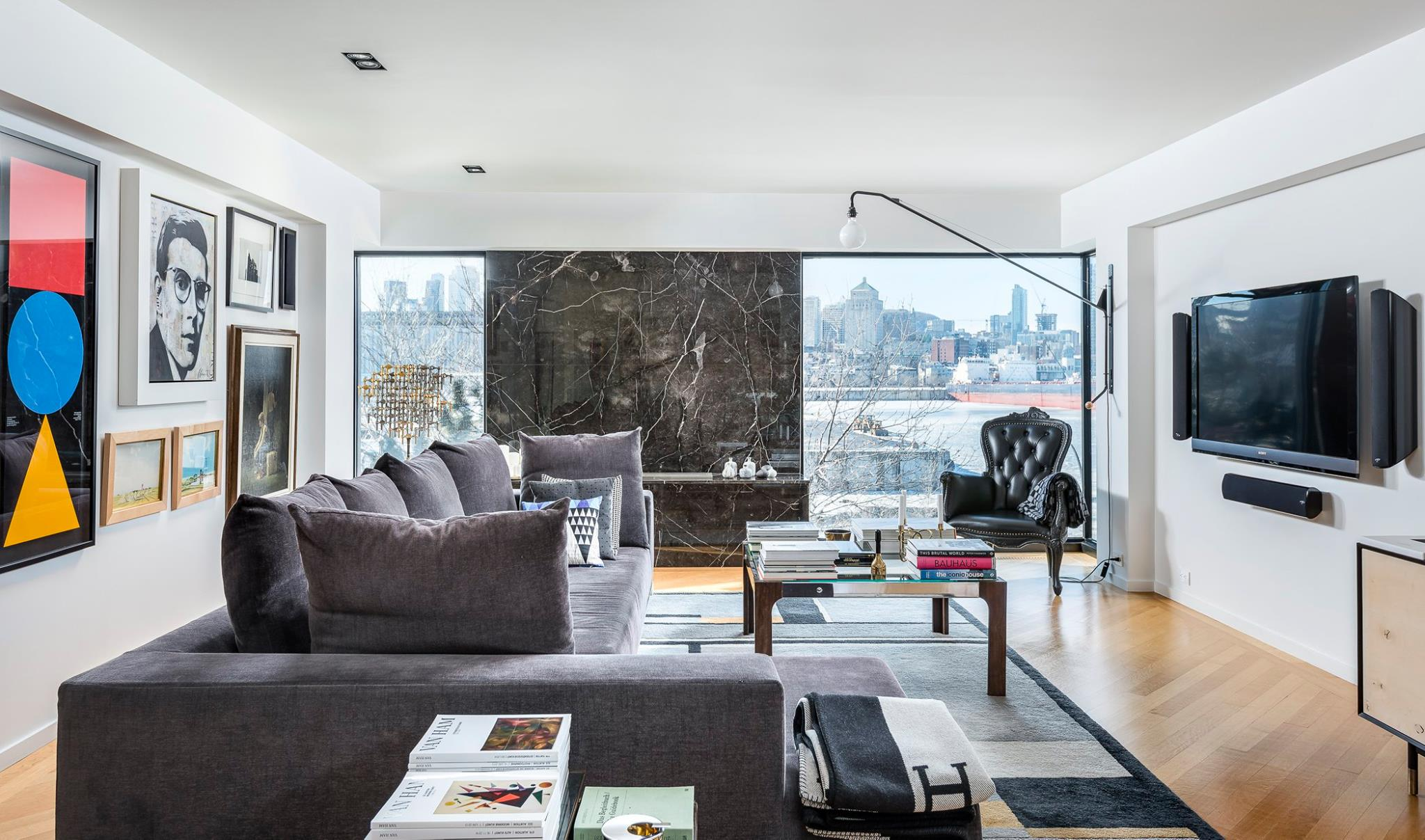 Inside The Most Beautiful Habitat 67 Unit We Ve Seen So