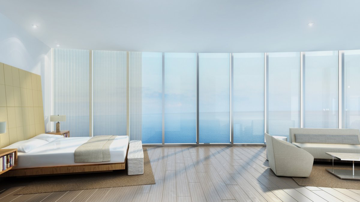 this-rendering-of-a-bedroom-in-one-of-the-units-shows-the-minimalist-design-and-endless-views