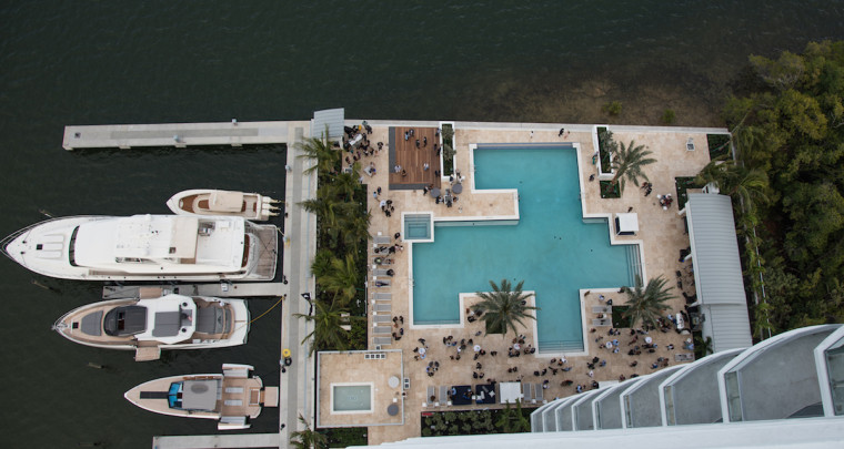 112-Slip State of the Art Marina for the Reserve Tower at Marina Palms in North Miami