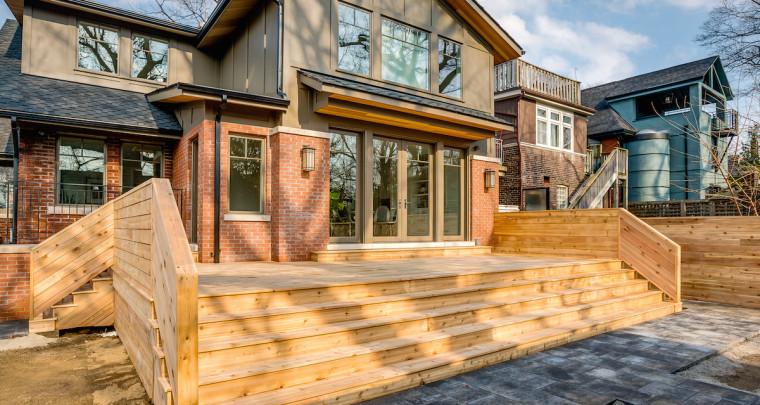 Former Arts and Crafts House on High Park Restored by Faithful Investors
