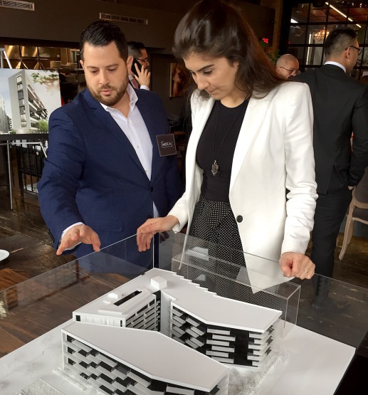 DevMcGill and Architecture Provencher-Roy Unveil new Condo Project NOCA in Griffintown