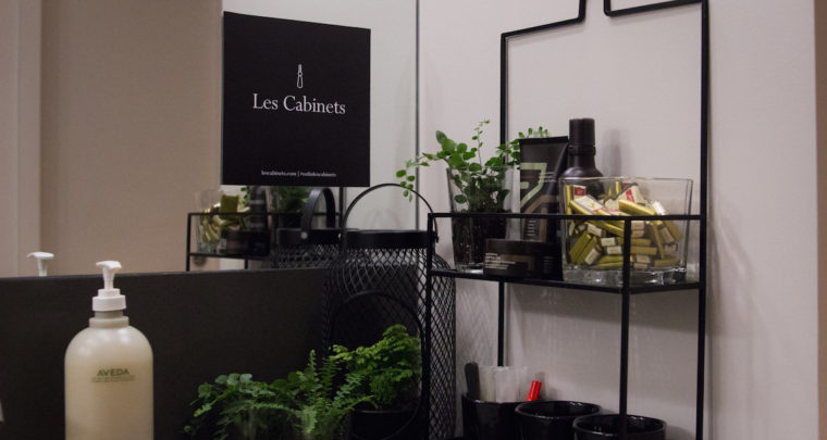 Les Cabinets Brings Fresh Air to The Bathroom Experience
